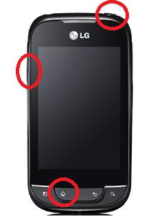 Cara Reset LG P690